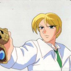 Cómics: SHIN HAKKENDEN ORIGINAL JAPANESE ANIMATION CEL W/DOUGA A12. Lote 156584898