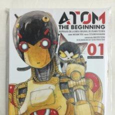 Cómics: ATOM THE BEGINNING 1 - MASAMI YÛKI, TETSURO KASAHARA, MACOTO TEZKA - MILKY WAY EDICIONES - MANGA. Lote 156813452