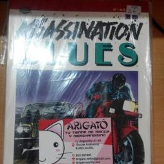 Cómics: ASSASSINATION BLUES, COMPLETA, 8 TOMOS. Lote 156894422