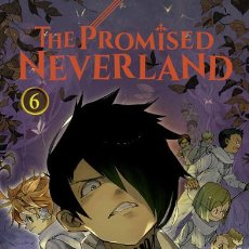 Cómics: CÓMICS. MANGA. THE PROMISED NEVERLAND 6 - KAIU SHIRAI/POSUKA DEMIZU. Lote 156984930