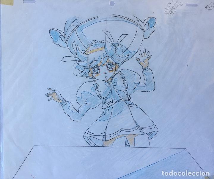 Cómics: TENSHI NI NARUMON! Anime Production Cel YUUSUKE / Japan Im Gonna Be An Angel 02 - Foto 2 - 157109326