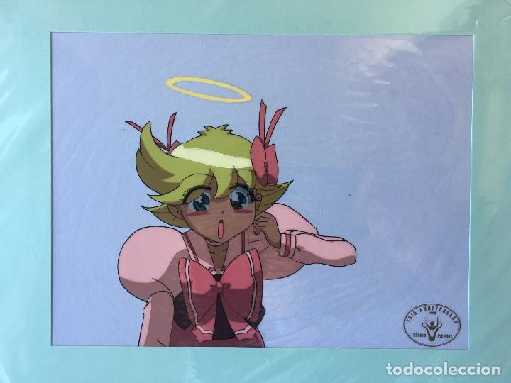 TENSHI NI NARUMON! ANIME PRODUCTION CEL YUUSUKE / JAPAN I'M GONNA BE AN ANGEL 03 (Tebeos y Comics - Manga)