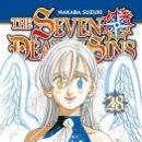 Cómics: CÓMICS. MANGA. THE SEVEN DEADLY SINS 28 - NAKABA SUZUKI. Lote 157130218