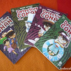Cómics: DETECTIVE CONAN VOL. 2 NºS 4, 5, 6 Y 7 ( GOSHO AOYAMA ) ¡MUY BUEN ESTADO! MANGA PLANETA. Lote 157243074