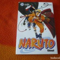 Cómics: NARUTO Nº 20 ( MASHASI KISHIMOTO ) EDICION EN CATALAN ¡MUY BUEN ESTADO! GLENAT MANGA . Lote 157243770