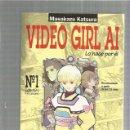 Cómics: VIDEO GIRL AI COMPLETA. Lote 157699182