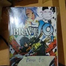 Cómics: BRAVE 10, 5 PRIMEROS TOMOS. Lote 158390562