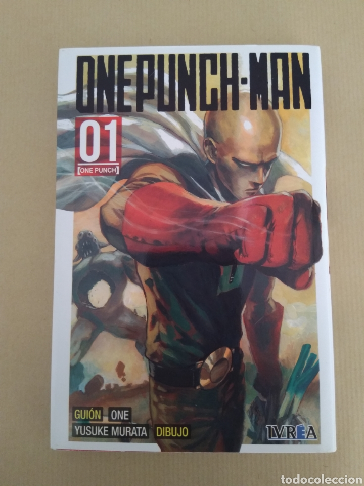Manga one punch-man n°1 - Sold through Direct Sale - 158438400