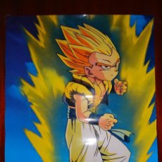 Fumetti: LOTE 3 POSTER DRAGON BALL Z BIRD STUDIO 1989. Lote 158938882