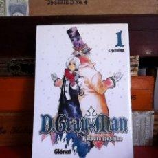Cómics: D.GRAY- MAN. N 1. Lote 159536510