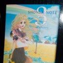 Cómics: SHONEN NOTE Nº 3. Lote 160987133