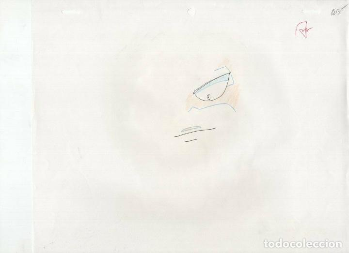Cómics: Shin Hakkenden original Japanese animation cel w/douga C3 - Foto 2 - 159893898