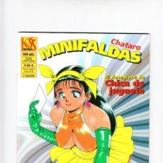 Cómics: CHATARO MINIFALDAS Nº 3 KISS MANGA . Lote 159973378