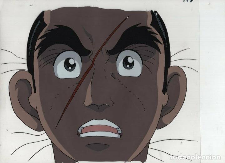 HIDAMARI NO KI ORIGINAL JAPANESE ANIMATION CEL W/DOUGA A8 (Tebeos y Comics - Manga)