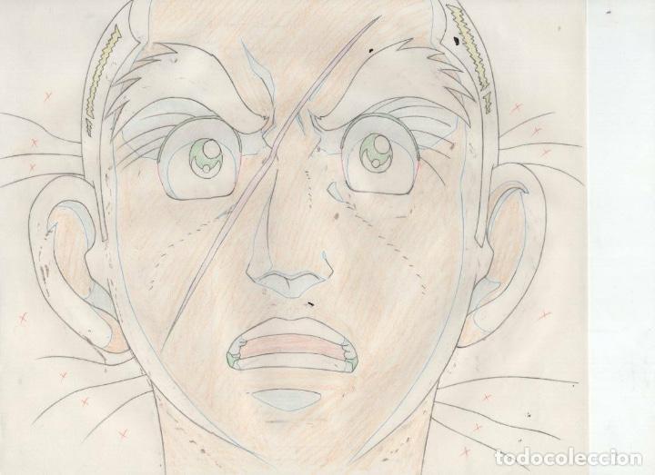 Cómics: Hidamari no Ki original Japanese animation cel w/douga A8 - Foto 2 - 160004526