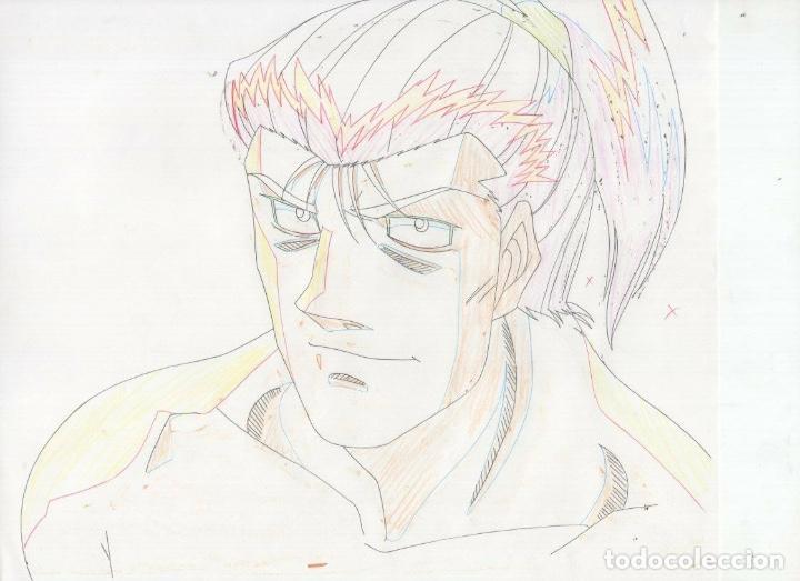 Cómics: ACETATO CELULOIDE HAJIME NO IPPO - FIGHTING SPIRIT Japanese animation cel A21 - Foto 2 - 160406162