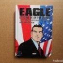 Cómics: EAGLE: LA FORJA DE UN PRESIDENTE - KAIJI KAGAWUCHI - TOMO 1 - NUEVO. Lote 160484710