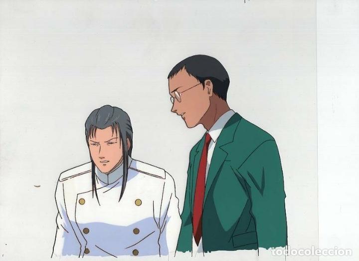 JIKŪ TENSHŌ NAZCA 時空転抄ナスカ? ORIGINAL JAPANESE ANIMATION CELULOIDE B1 ACETATO (Tebeos y Comics - Manga)
