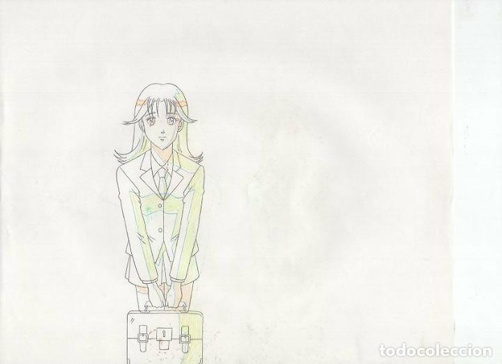 Cómics: Jikū Tenshō Nazca 時空転抄ナスカ? original Japanese animation celuloide B8 ACETATO - Foto 2 - 161137974