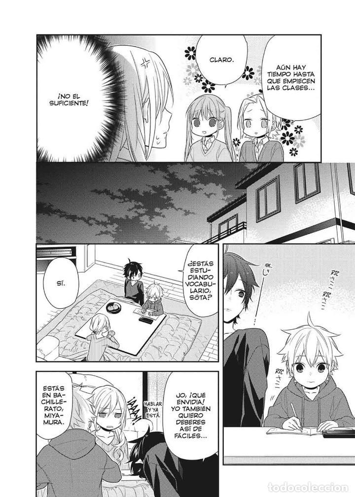 Cómics: Cómics. Manga. HORIMIYA 10 - HERO/Daisuke Hagiwara - Foto 5 - 236755265
