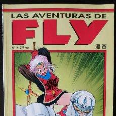 Cómics: LAS AVENTURAS DE FLY Nº 16 - (DRAGON QUEST). Lote 162362594