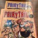 Cómics: FAIRY TAIL / HIRO MASHIMA 1 Y 2. Lote 163575432