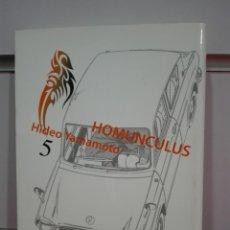 Cómics: HOMUNCULUS HIDEO YAMAMOTO PONENT MON TOMO 5. Lote 160200266