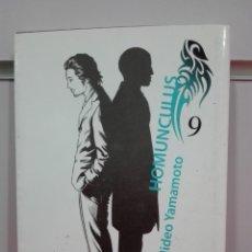 Cómics: HOMUNCULUS HIDEO YAMAMOTO PONENT MON TOMO 9. Lote 160200286