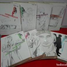 Cómics: HOMUNCULUS HIDEO YAMAMOTO PONENT MON PACK 8 TOMOS. Lote 160200290