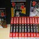 Cómics: BLAC JACK. OSAMU TEZUKA. DEL Nº 3 AL Nº 17 Y ULTIMO. EN PERFECTO ESTADO. Lote 165175394