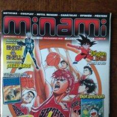 Fumetti: MINAMI MAGAZINE Nº 65- CON: SLAM DUNK- PATLABOR- DRAGON BALL- HARRY POTTER- DORAEMON.... Lote 165487454