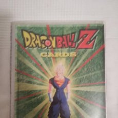 Cómics: ALBUM CARDS DRAGON BALL SERIE 5 / VERDE COMPLETO (ARCHIVADOR PANINI). Lote 194208532