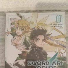 Cómics: SWORD ART ONLINE FAIRY ART 1 ( CON PRIMER CAPÍTULO DEL ANIME DE REGALO). Lote 168044040