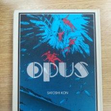 Cómics: OPUS #2 (SATOSHI KON) (PLANETA). Lote 168942800