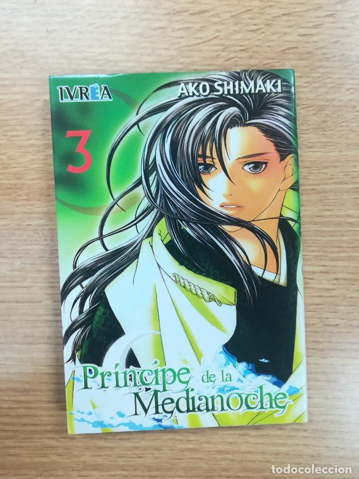 PRINCIPE DE MEDIANOCHE #3 (IVREA) (Tebeos y Comics - Manga)