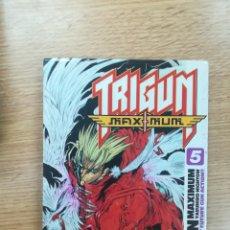 Cómics: TRIGUN MAXIMUM #5 (GLENAT). Lote 168943658
