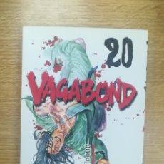 Cómics: VAGABOND #20 (IVREA). Lote 168943786