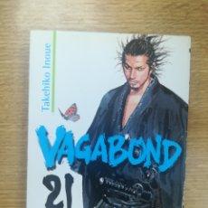 Cómics: VAGABOND #21 (IVREA). Lote 168943790
