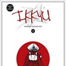 Cómics: IKKYU - 2 - HISASHI SAKAGUCHI - GLENAT - 2007 (EN CATALAN). Lote 169015024