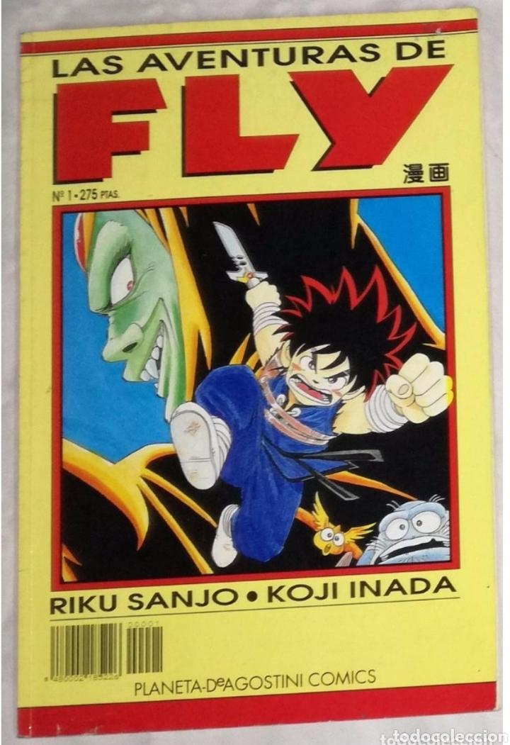 DRAGÓN QUEST-LAS AVENTURAS DE FLY-COLECCION COMPLETA (Tebeos y Comics - Manga)