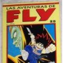 Cómics: DRAGÓN QUEST-LAS AVENTURAS DE FLY-COLECCION COMPLETA. Lote 169196236
