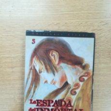 Cómics: LA ESPADA DEL INMORTAL #5 (GLENAT). Lote 169320142