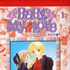 Fumetti: BABY, MY LOVE 01 - PANINI - SEMINUEVO. Lote 169926132