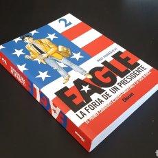Cómics: DE KIOSCO EAGLE 2 LA FORJA DE UN PRESIDENTE MANGA GLENAT. Lote 170926820
