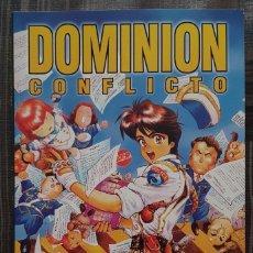 Cómics: DOMINION. CONFLICTO Nº 1 (DE 5) DE MASAMUNE SHIROW NORMA EDITORIAL 1995. Lote 171190274