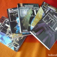 Cómics: MOONLIGHT MILE NºS 1, 2, 3, 4 Y 5 ( OHTAGAKI ) ¡MUY BUEN ESTADO! MANGA IVREA. Lote 172138848