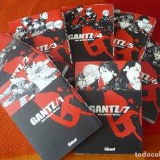 Cómics: GANTZ NºS 1, 2, 3, 4, 5, 6 Y 7 ( HIROYA ) ¡MUY BUEN ESTADO! MANGA GLENAT. Lote 172139023