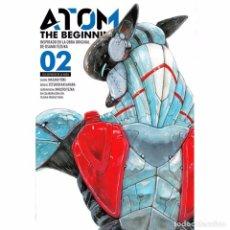 Cómics: ATOM THE BEGINNING 02. Lote 172249528