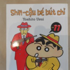 Cómics: SHIN CHAN EDICION DE VIETNAM EN VIETNAMITA - 2012 - POSIBILIDAD DE ENVÍO GRATIS - YOSHITO USUI. Lote 173490783