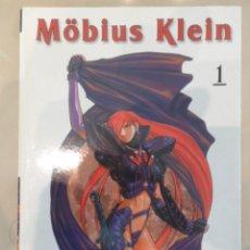Cómics: MOBIUS KLEIN - NORMA - NUMERO UNICO - POSIBLE ENVÍO GRATIS - KIA ASAMIYA - 1996 - 100 PAGS. Lote 173491004